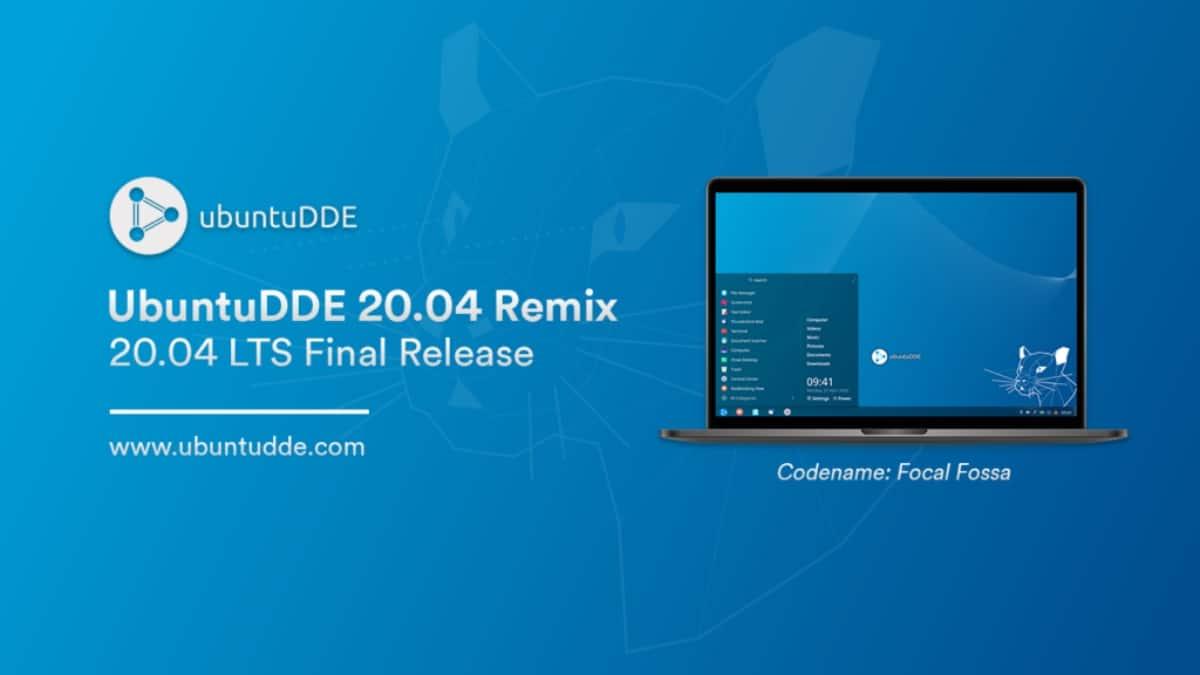 UbuntuDDE 20.04