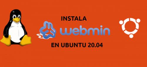 about instalación de webmin en Ubuntu 20.04