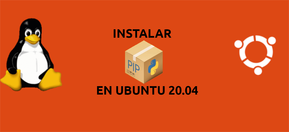 instalar pip en Ubuntu 20.04