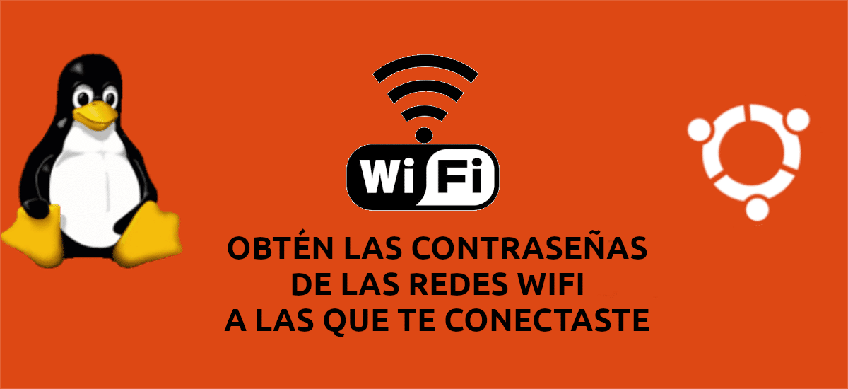 about obtener password de red WiFi