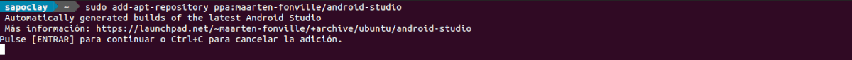 add repo android studio