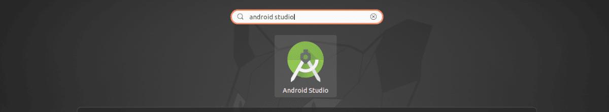 lanzador de android studio 4