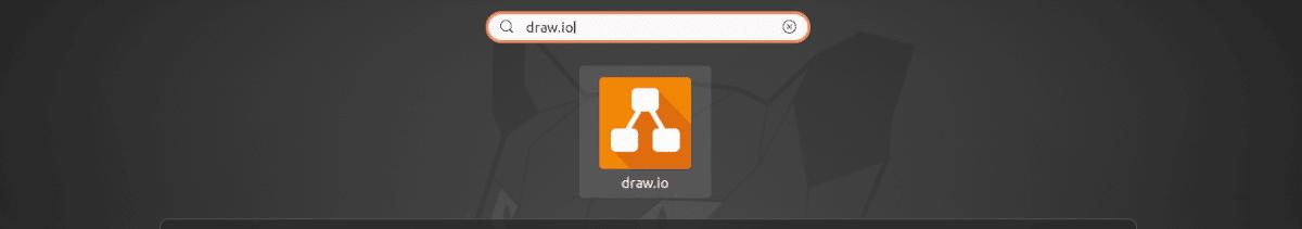lanzador de Draw.io Desktop