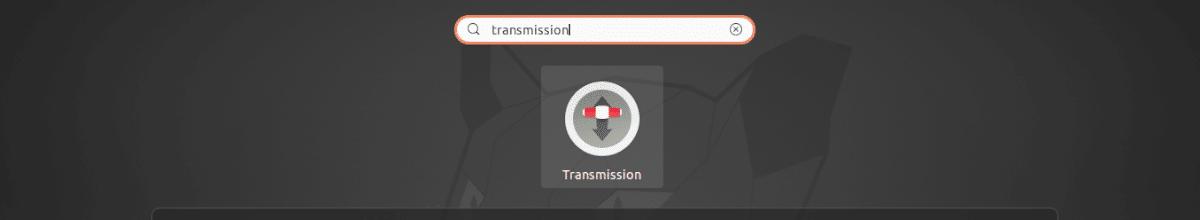lanzador transmission