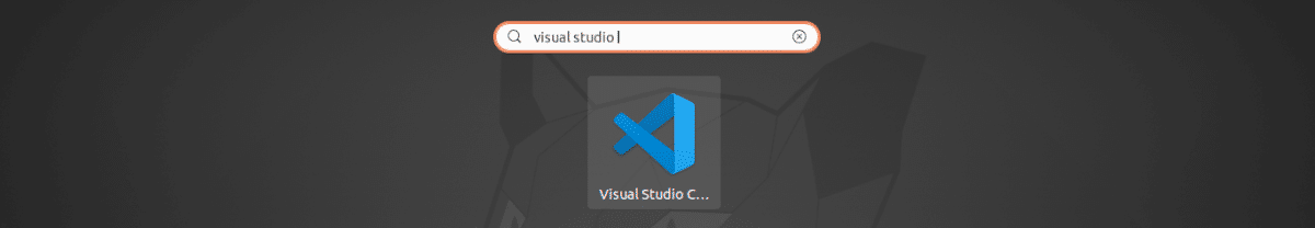 lanzador Visual Studio Code