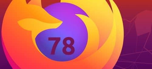 Firefox 78