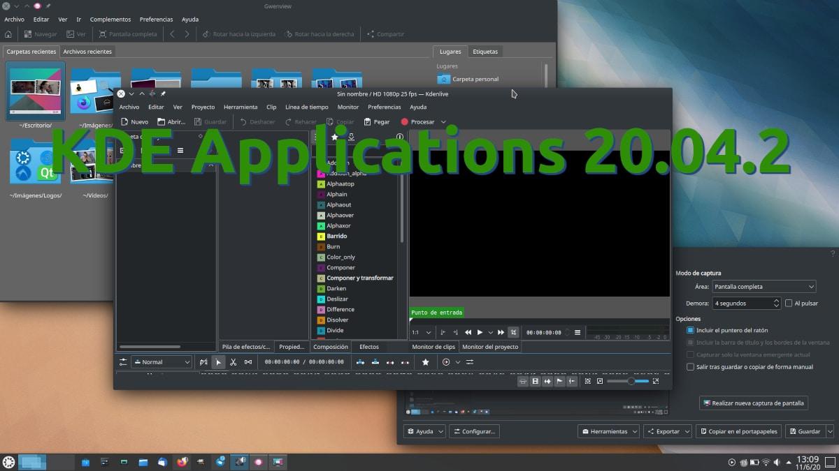 KDE Applications 20.04.2