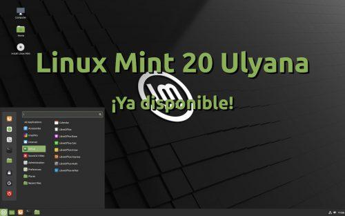 Linux Mint 20 Ulyana