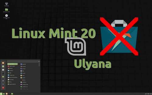 Linux Mint 20 sin Snaps