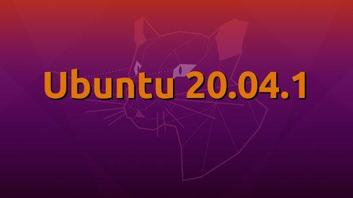 Ubuntu 20.04.1