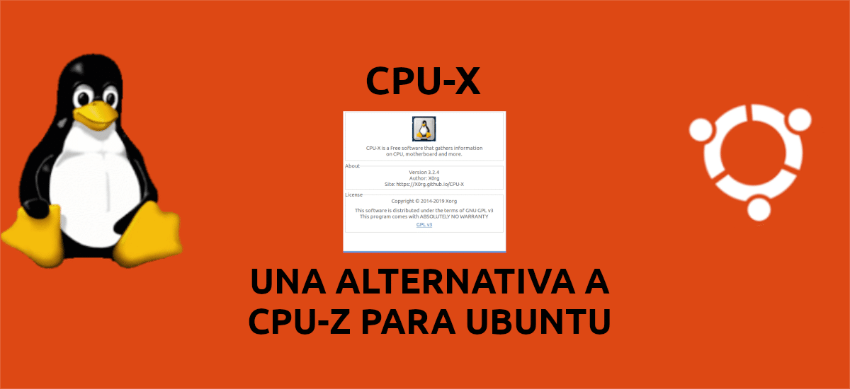 about CPU-X