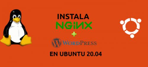 about instalar wordpress con nginx