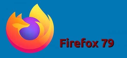 Firefox 79