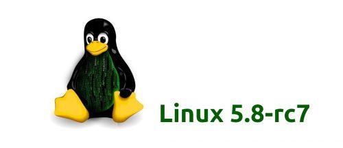 Linux 5.8-rc7