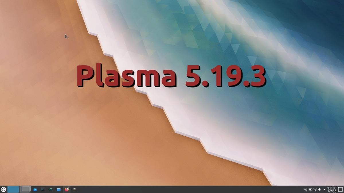 Plasma 5.19.3