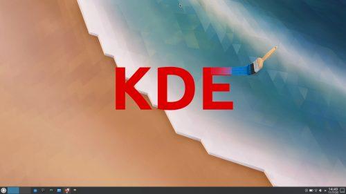 Puliendo la imagen de KDE