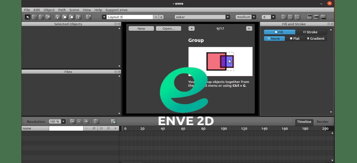 about enve