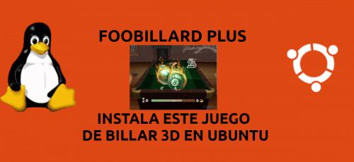 about FooBillard-plus