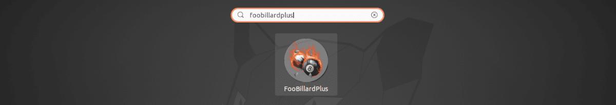 lanzador foobillard-plus