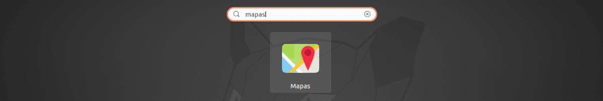 lanzador mapas