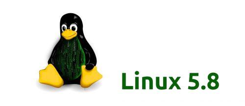 Linux 5.8