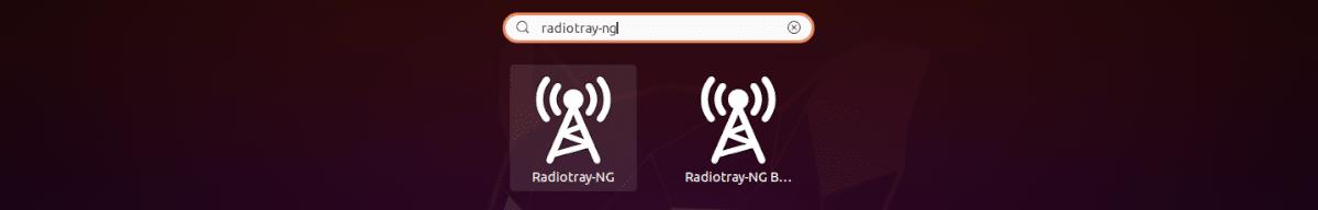 lanzador de radiotray-ng