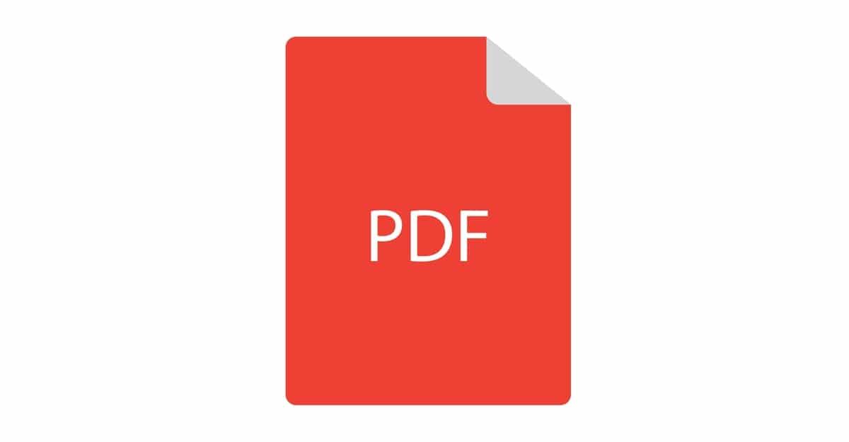 todo sobre los documentos pdf