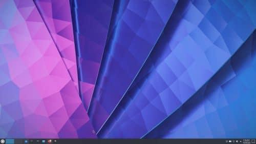 Fondo de pantalla de KDE Plasma 5.20