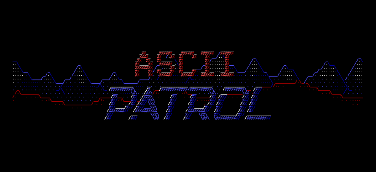 about ascii-patrol