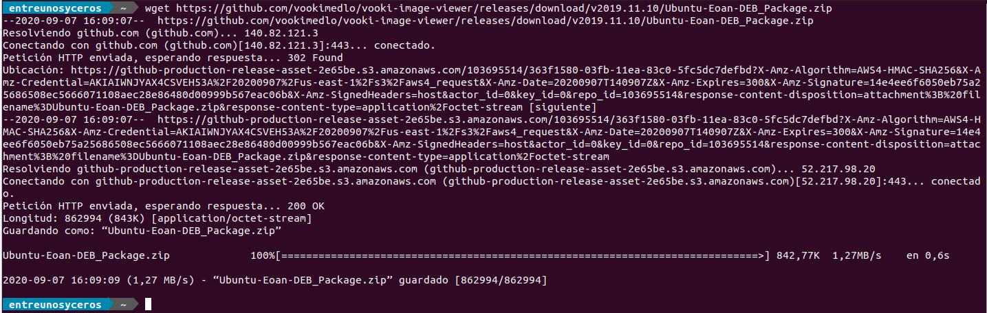 descargar paquete deb vooki image viewer