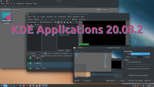 KDE Applications 20.08.2