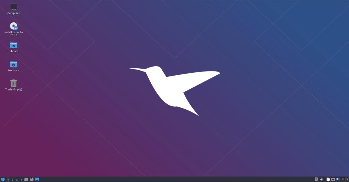 Lubuntu 20.10