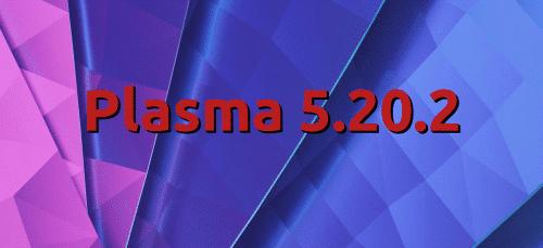 Plasma 5.20.2