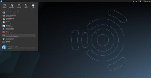 Ubuntu Studio 20.10 Groovy Gorilla