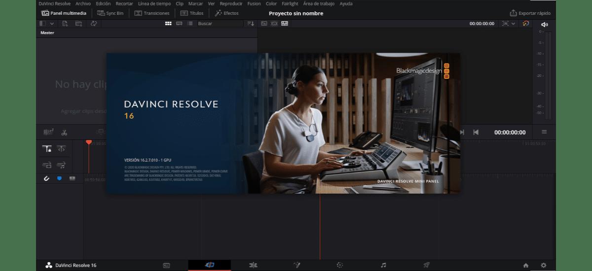 DaVinci Resolve 16, cómo instalarlo en Ubuntu 20.04