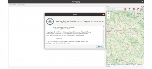 about geotagging