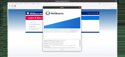 About Apache Netbeans 12.1