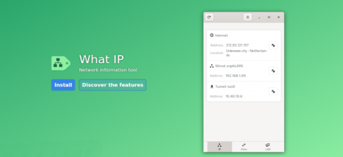 about What IP