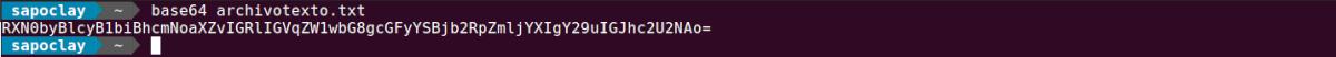 codificación archivo texto