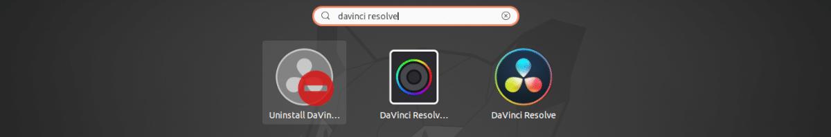 lanzador davinci resolve 16