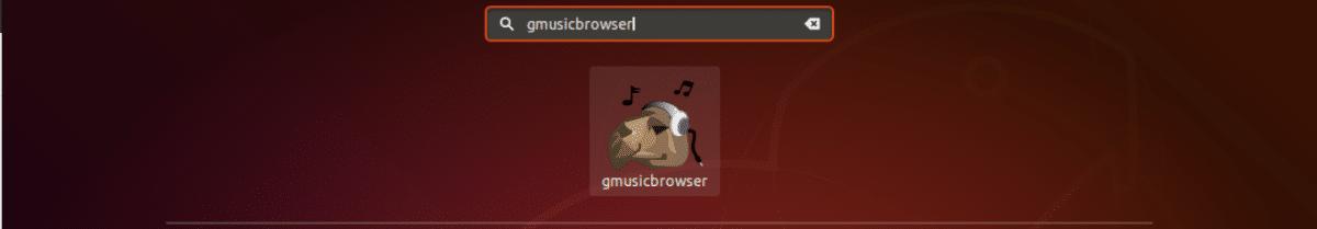 lanzador de gmusicbrowser