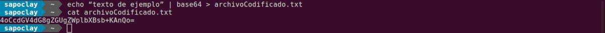 texto dentro de archivo base64