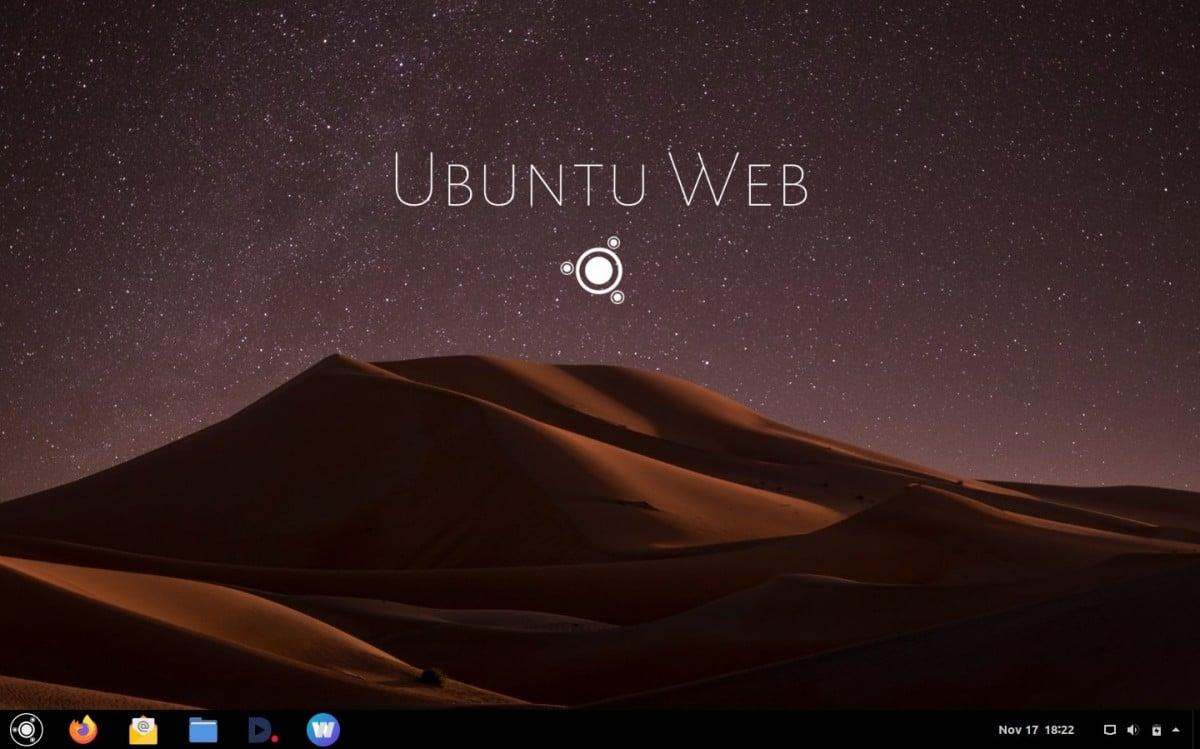 Ubuntu Web