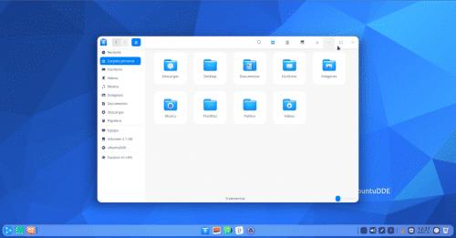 UbuntuDDE 20.10