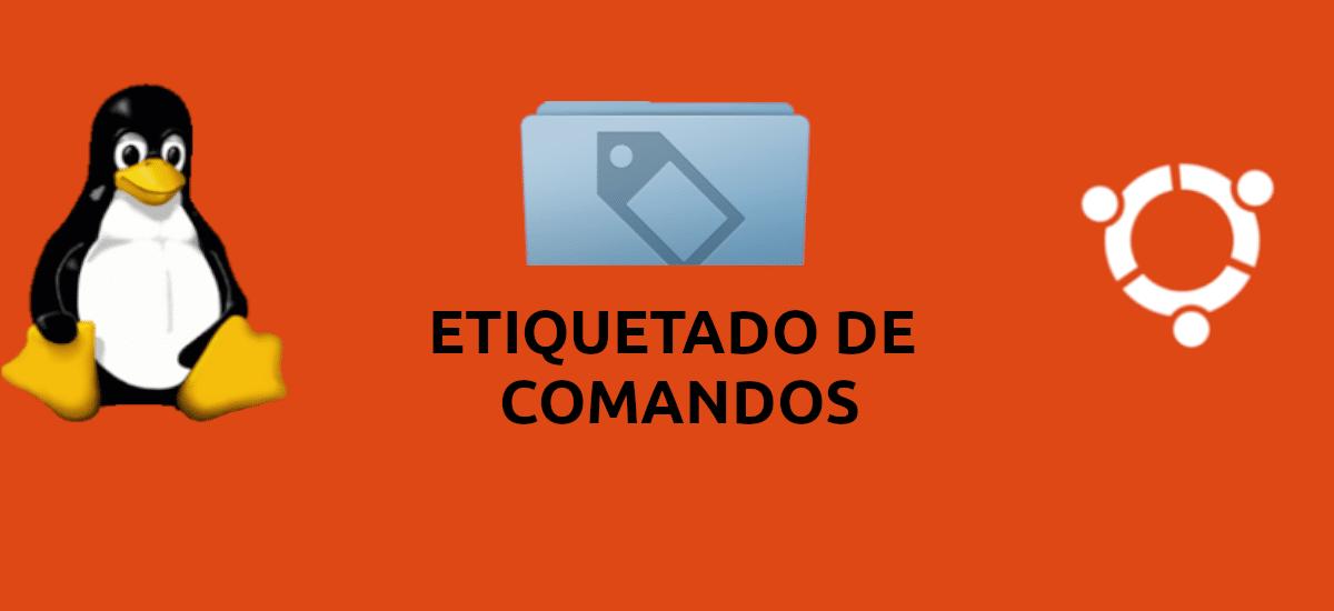about etiquetas comandos