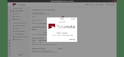 about tutanota