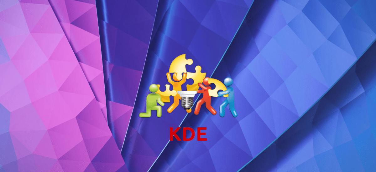 KDE trabaja para mejorarlo todo