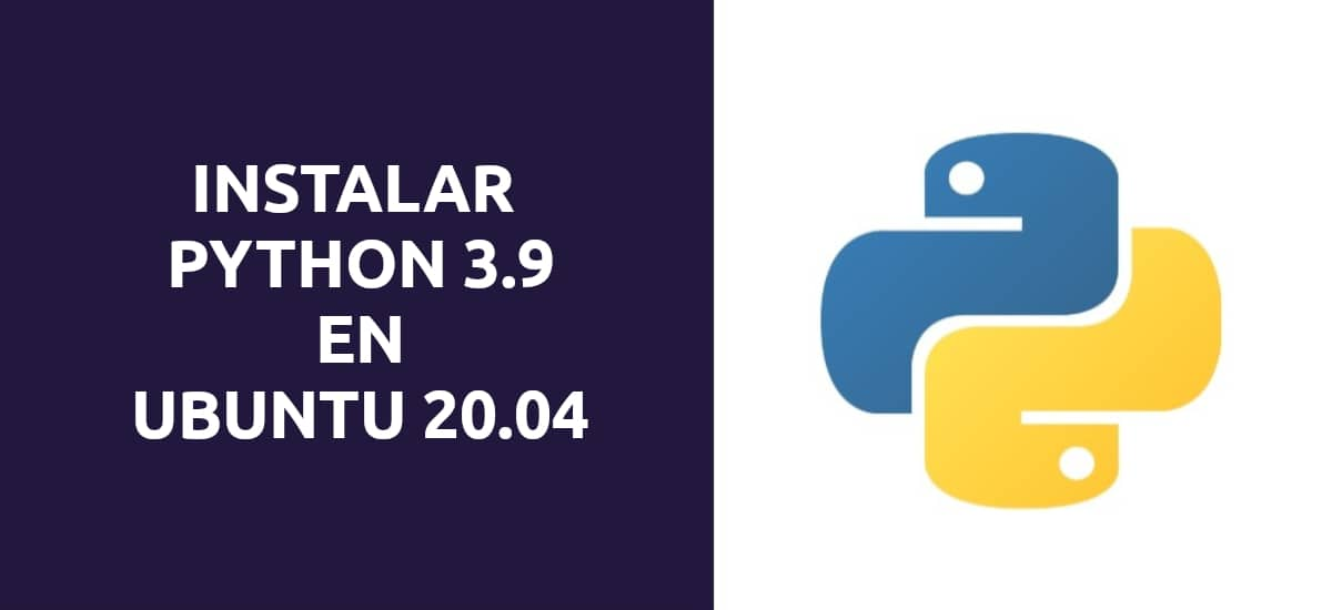 about instalar python 3.9