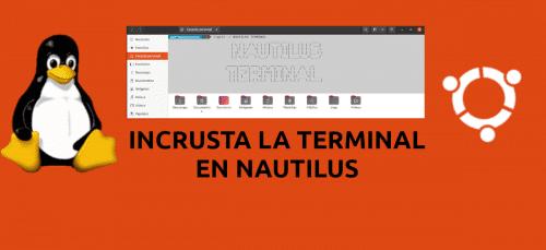 about nautilus terminal 3