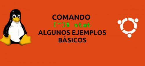 about comando stat